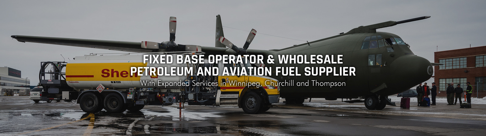 Fixed Base Operator & wholesale petroleum and aviation fuel supplier